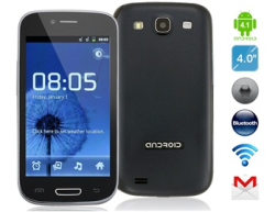 Celular Android 2 chip wi fi bluetooth tv